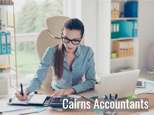 Cairns Accountants Partner